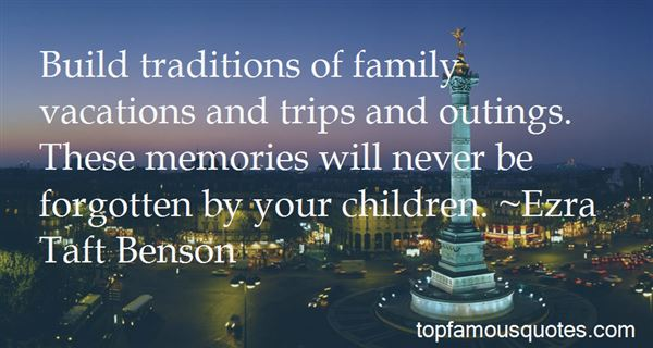 Quotes About Memories And Family