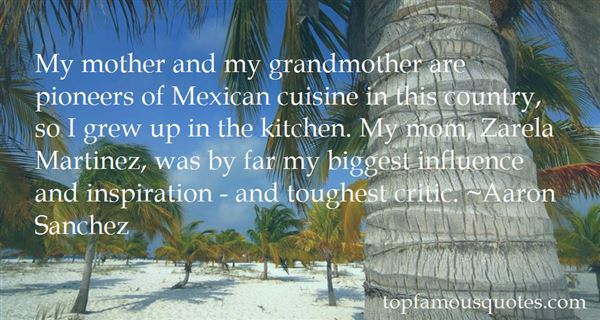 Quotes About Mexican Cuisine
