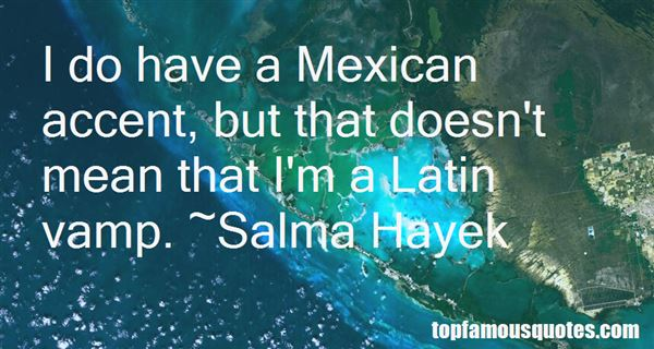 Quotes About Mexican Racism