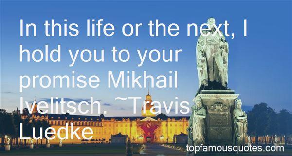 Quotes About Mikhail Baryshnikov