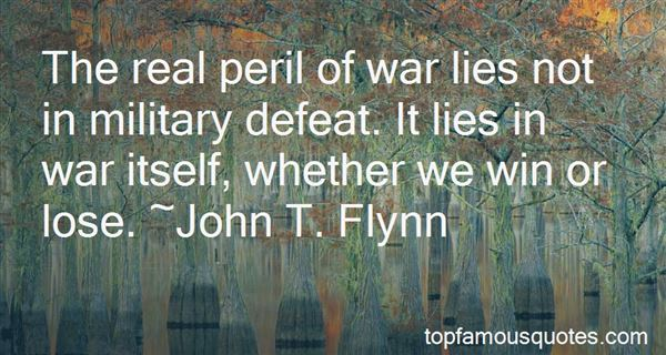 Quotes About Military War