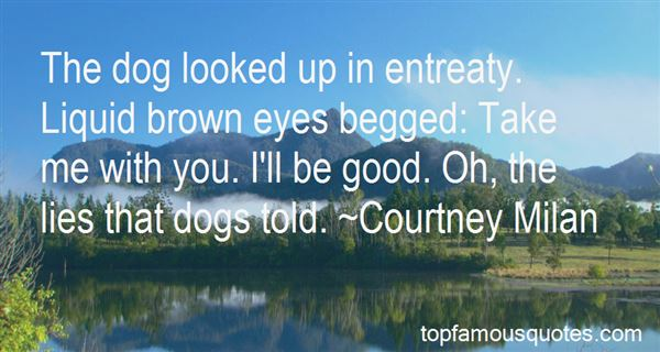 Quotes About Misbehaving Dogs