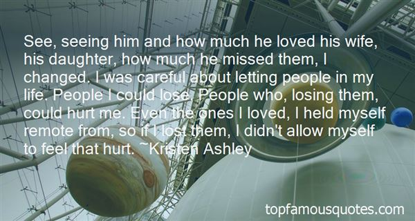 Quotes About Missed Loved Ones