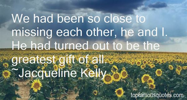 Quotes About Missing Each Other