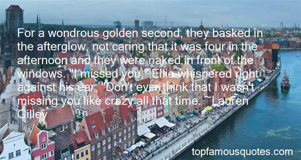 Quotes About Missing You Like Crazy