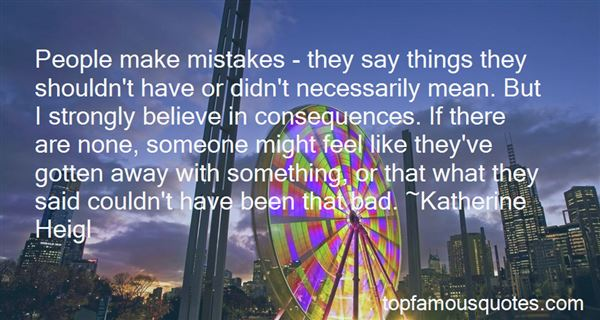 Quotes About Mistakes Not Defining You