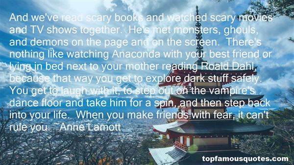 Quotes About Monsters And Demons