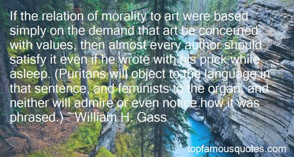 Quotes About Morality And Values