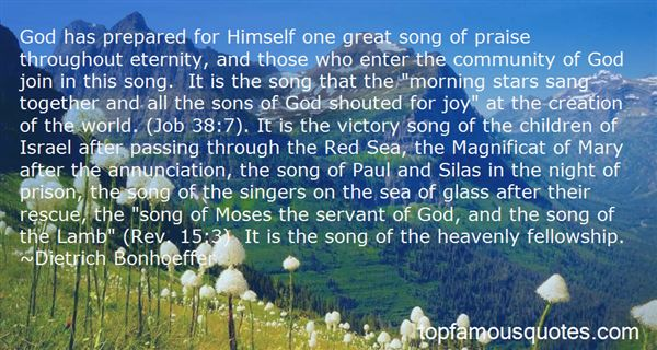 Quotes About Moses And God