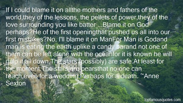 Quotes About Mothers And Fathers