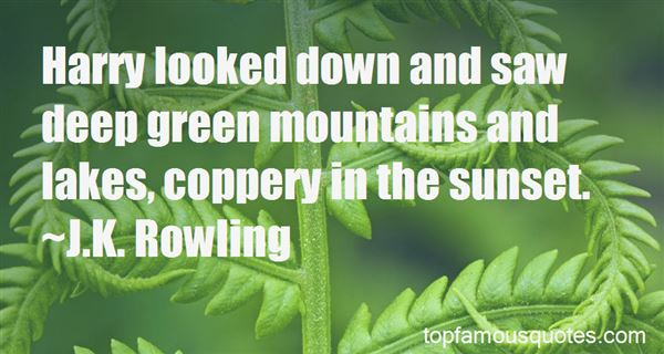 Quotes About Mountains And Lakes