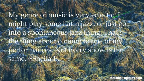 Quotes About Music In Latin