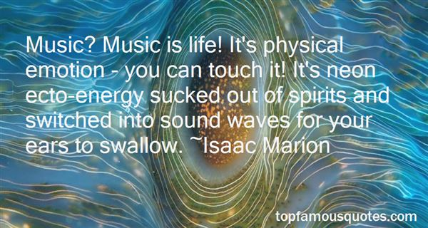 Quotes About Music Is Life