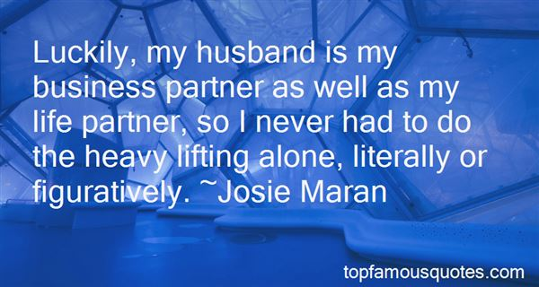 Quotes About My Life Partner