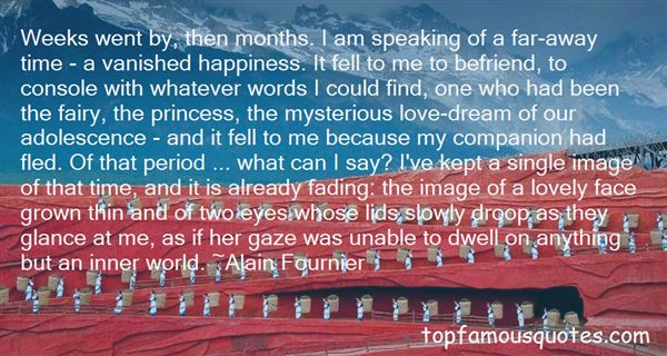 Quotes About My Own World