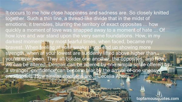 Quotes About My Simple Smile