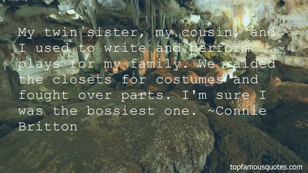 Quotes About My Twin Sister