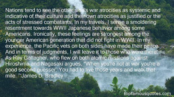 Quotes About Nagasaki And Hiroshima