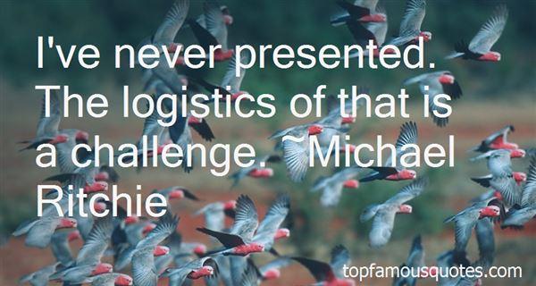 Quotes About Napoleon Logistics