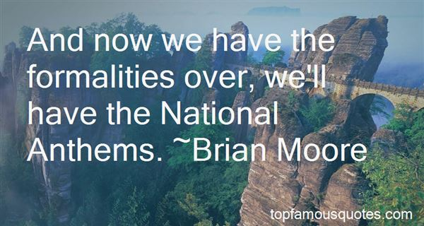 Quotes About National Anthems