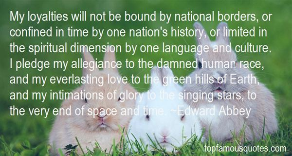 Quotes About National Pledge
