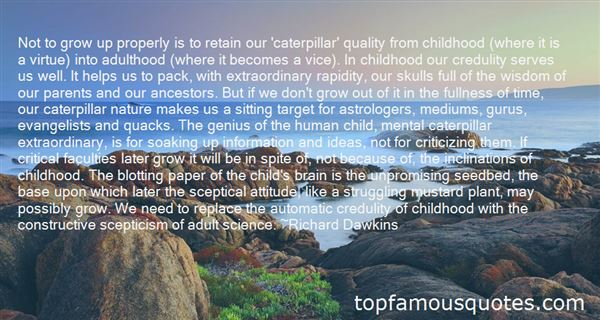 Quotes About Nature And Childhood