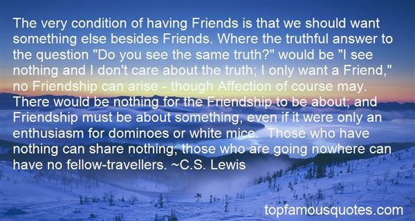 Quotes About No Friendship