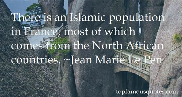 Quotes About North Africa