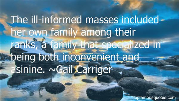 Quotes About Nosy Family