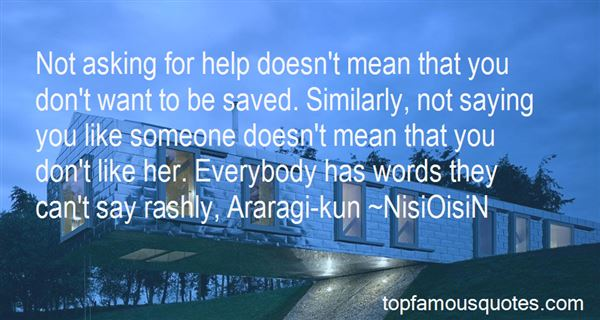 Quotes About Not Asking For Help
