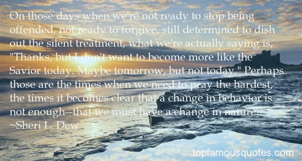 Quotes About Not Being Ready For Change