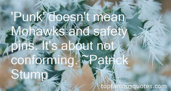 Quotes About Not Conforming