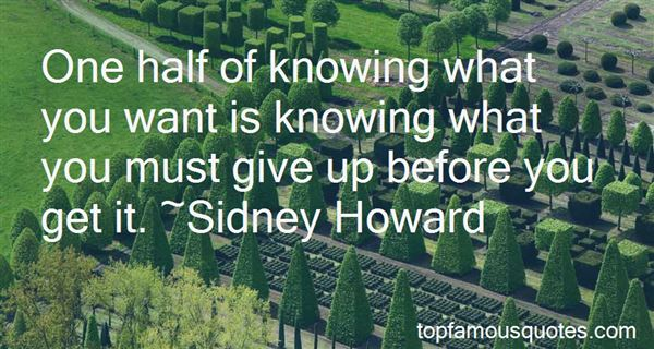 Quotes About Not Knowing What We Want