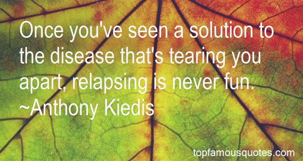 Quotes About Not Relapsing