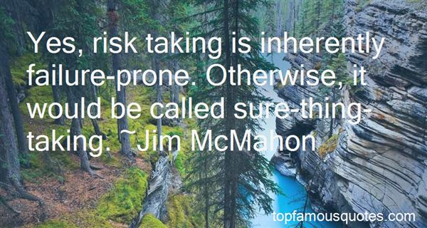 Quotes About Not Taking A Risk