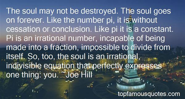 Quotes About Number Pi
