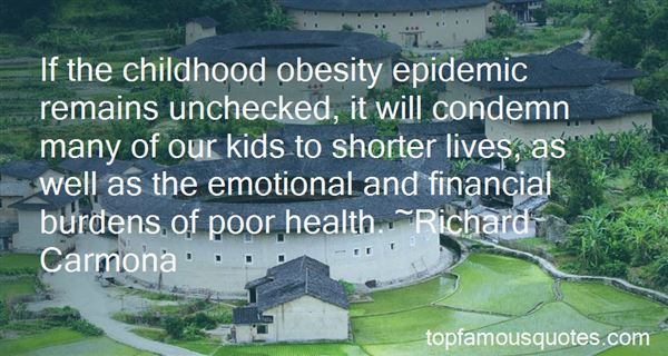 Quotes About Obesity Fatness
