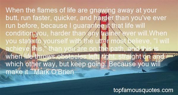 Quotes About Obstacles In Your Life