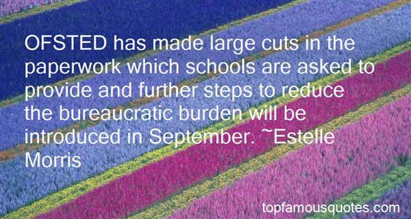 Quotes About Ofsted