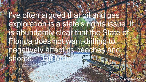 Quotes About Oil Exploration