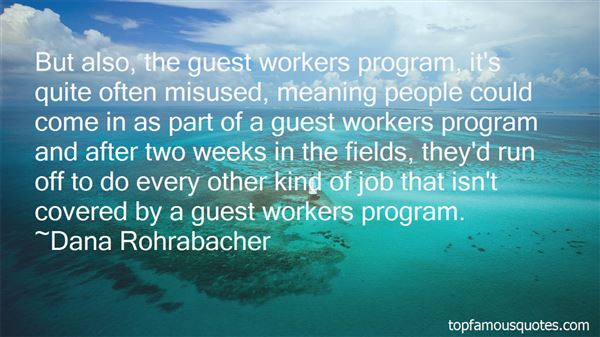 Quotes About Oilfield Workers