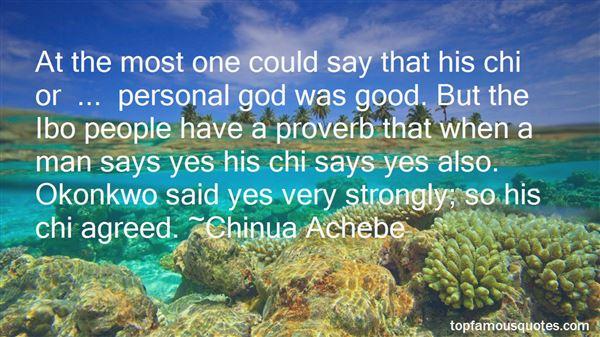 Quotes About Okonkwo And Unoka