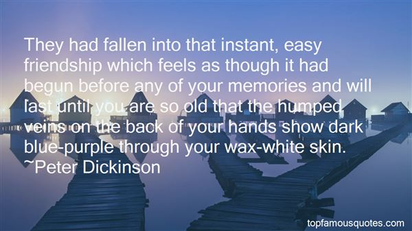 Quotes About Old Friendship Memories
