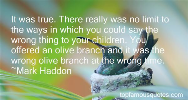 Quotes About Olive Branch