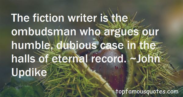 Quotes About Ombudsman