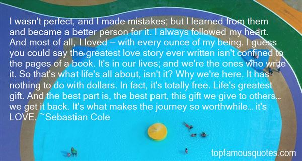 Quotes About Ones Life Journey