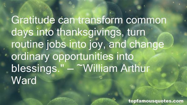 Quotes About Opportunities And Change