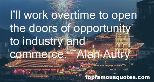 Quotes About Opportunity Doors