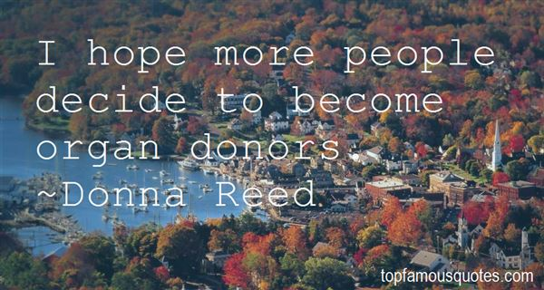 Quotes About Organ Donor