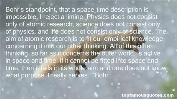 Quotes About Outer Space And Life